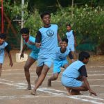 Some of our Kho-Kho players